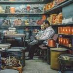 Voyae Inde Nord : Boutique Delhi