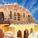 Voyage Inde Nord Rajasthan : Jaipur Ville Rose