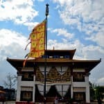 Voyage Sikkim Nord Inde : Monastère Pemayangtse