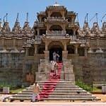 Voyage Inde Nord : Ranakpur Rajasthan Temple Jain