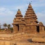Voyage Inde Sud : Tamil Nadu Temple Du Rivage