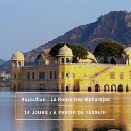 Voyage Inde Nord : Rajasthan Route Maharajas