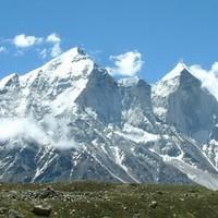 Montagne d'Inde : Himalaya