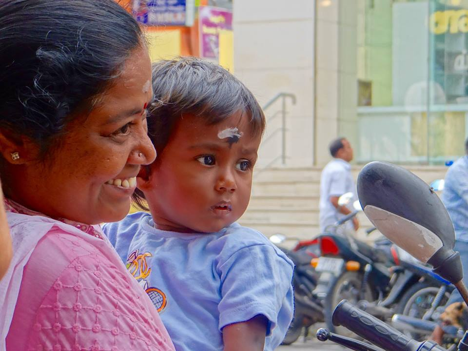 Voyage Inde : Portrait