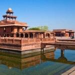 Trip Rajasthan : the Ghost Town Fatehpur Sikri