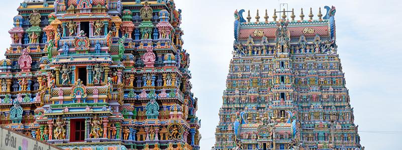 Voyage Inde du Sud : Tamil Nadu Madurai