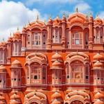 Rajasthan Trip : Hawa Mahal in Jaipur
