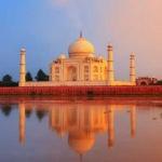 Trip India : Taj Mahal Agra Rajasthan
