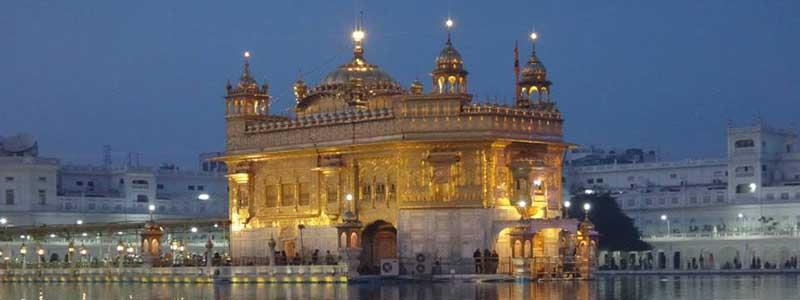 Voyage Inde Nord : Amritsar Golden Temple