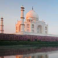 Travel North India : Taj Mahal Agra Rajasthan