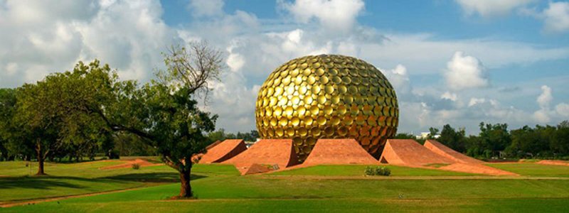 Voyage Tamil Nadu : Inde Sud Auroville Pondichéry