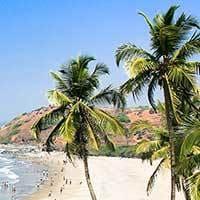 Voyage en Inde : Plage Sud Inde Goa