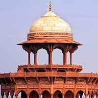 Voyage Inde Nord : Fort Rouge Agra
