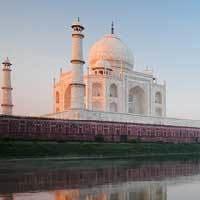 Voyage en Inde : Taj Mahal Rajasthan