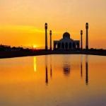 Trip India : Sunset Taj Mahal Agra