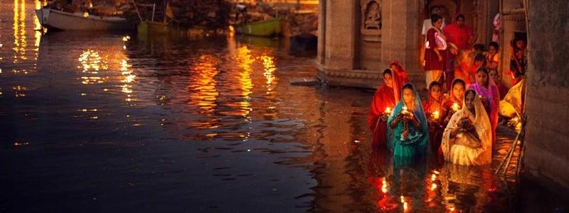 Voyage en Inde : Fête des Lumières Hindou Diwali