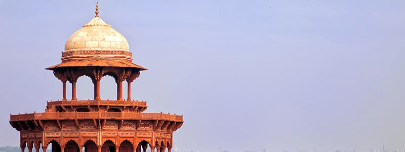 Voyage Inde du Nord : Agra Fort Rouge