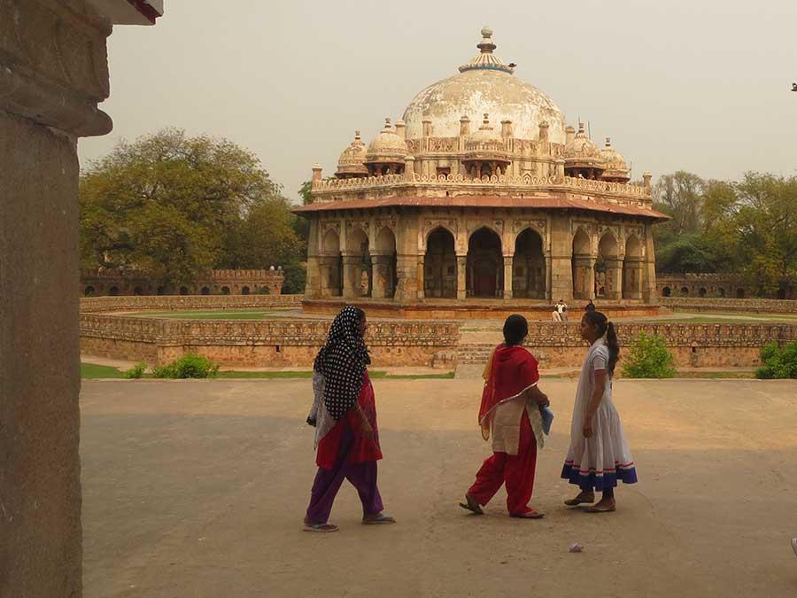 Voyage Rajasthan : New Delhi