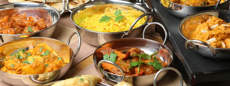Inde : Cuisine du Nord Epices