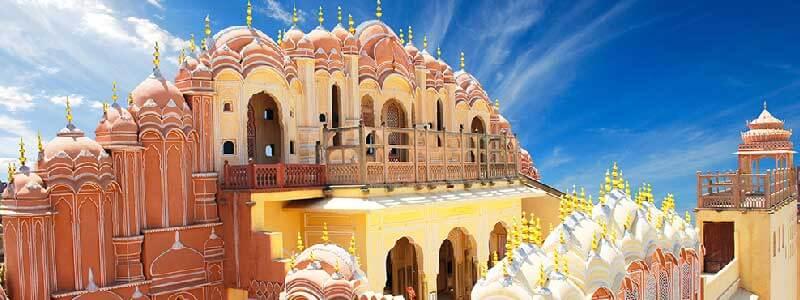 Voyage Inde Rajasthan : Jaipur Hawa Mahal