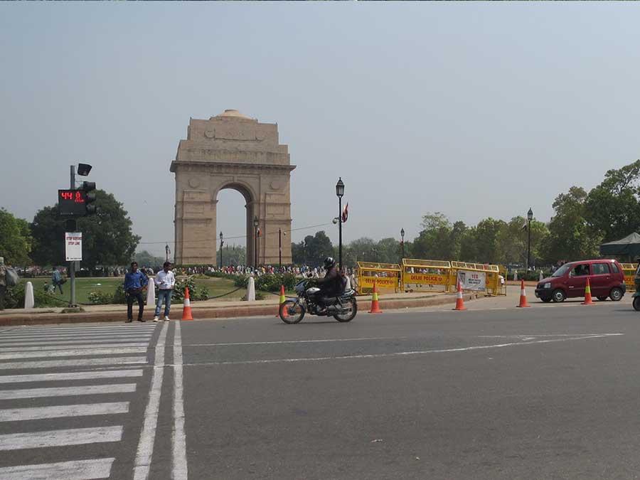Voyage Inde : New Delhi