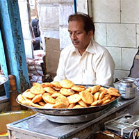 Streetfood in India