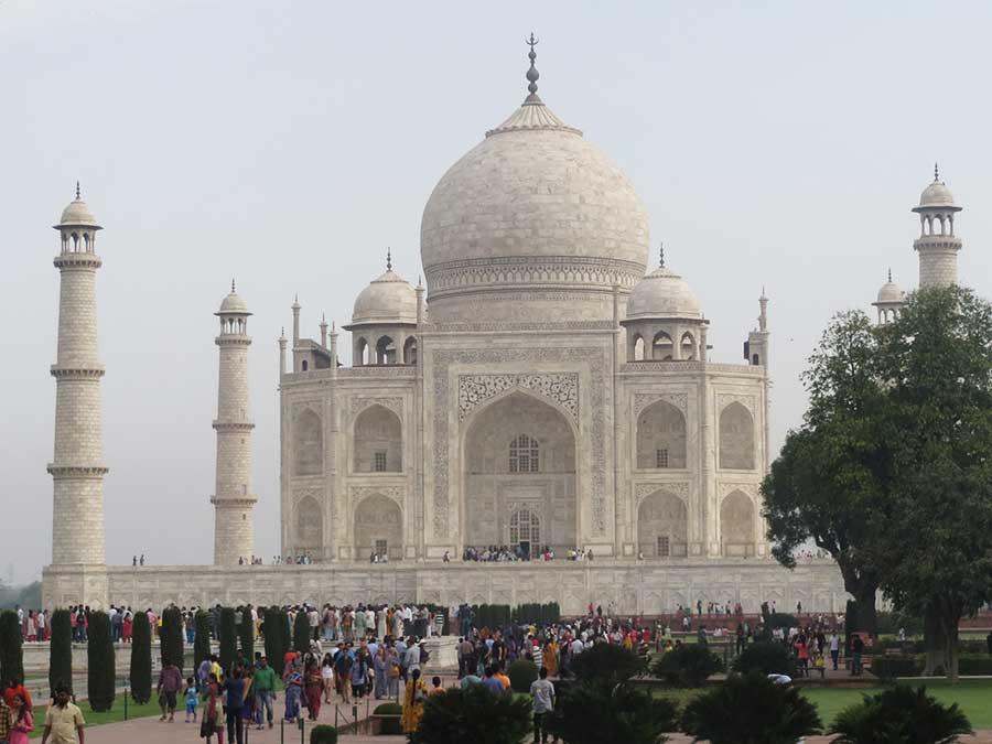 Voyage Rajasthan : Taj Mahal Agra