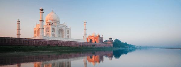 Voyage Inde Rajasthan : Inde du Nord Taj Mahal Agra