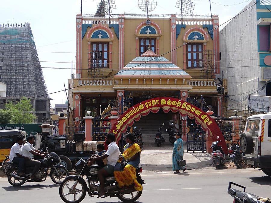 Avis Client Nouvini : Voyage Inde Tamil Nadu
