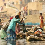 Travel India : Varanasi Ganga River