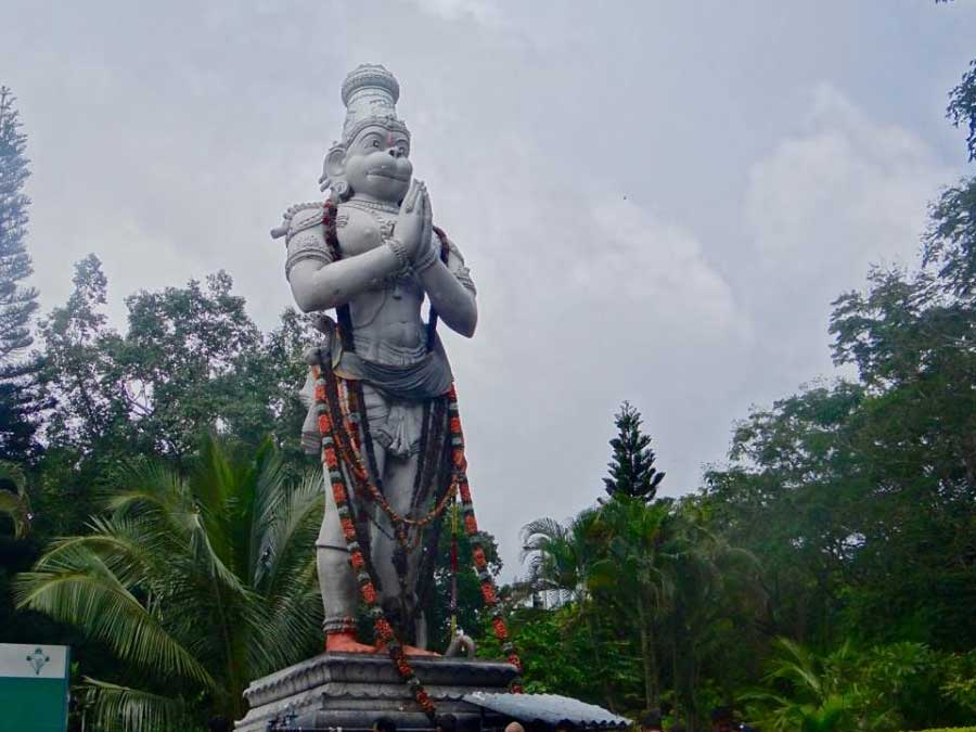Travel South India : Hanuman God Tamil Nadu