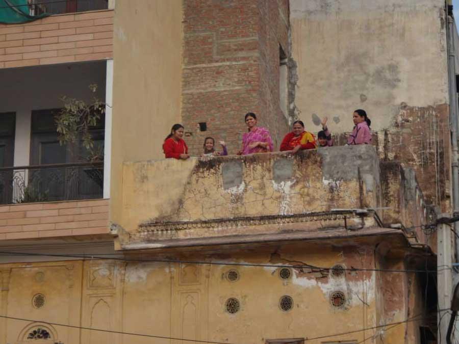 Travel India : Jaipur Rajasthan