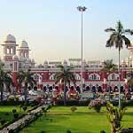 Voyage en Inde du Nord et de l'Est : Lucknow