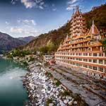 Voyage Inde Nord : Rishikesh