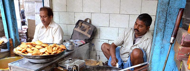 Voyage en Inde : Streetfood
