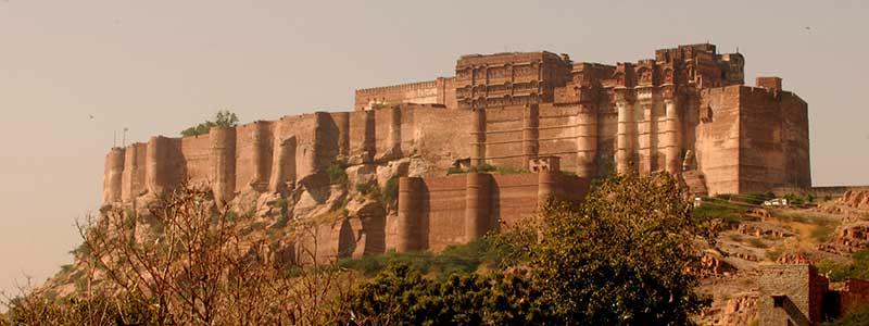 Voyage Inde : Fort Jodhpur