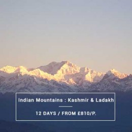 Travel India : Kashmir & Ladakh