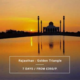 Travel India : Golden Triangle Rajasthan