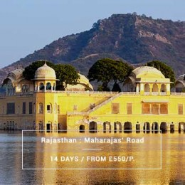 Travel North India : Rajasthan